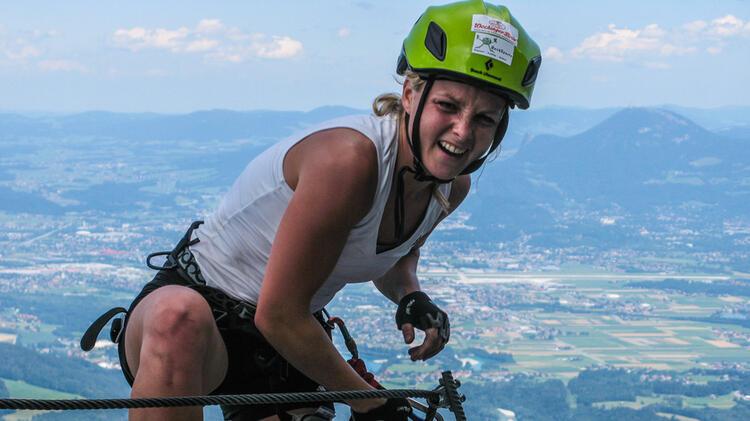 Klettersteigkurs Salzburg