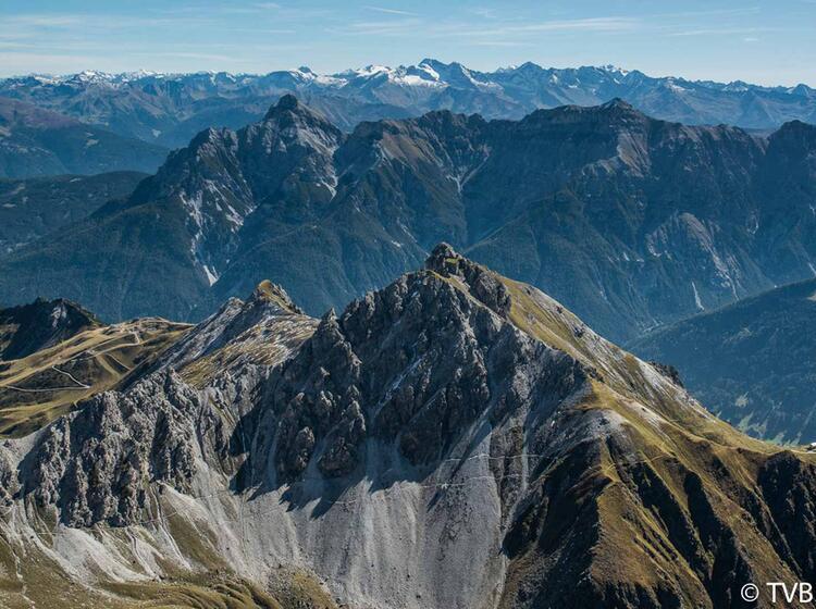 Klettersteigkurs Stubai Tirol