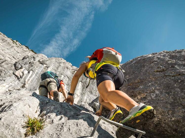 Klettersteigkurse In Berchtesgaden