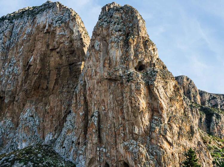 Kletterurlaub Sizilien Mit Bergfuehrer