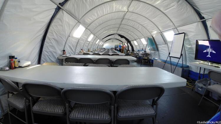 Ku Chenzelt Union Glacier Camp Antarktis Ale 41420873665