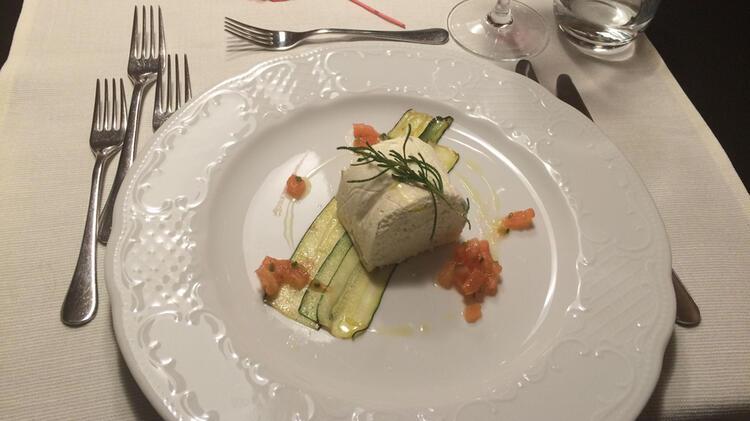Kulinarische Koestlichkeit Im Hotel Auf Der Wanderwoche In Suedtirol