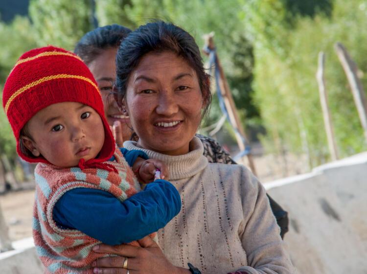 Kultur Und Erholung In Ladakh 1