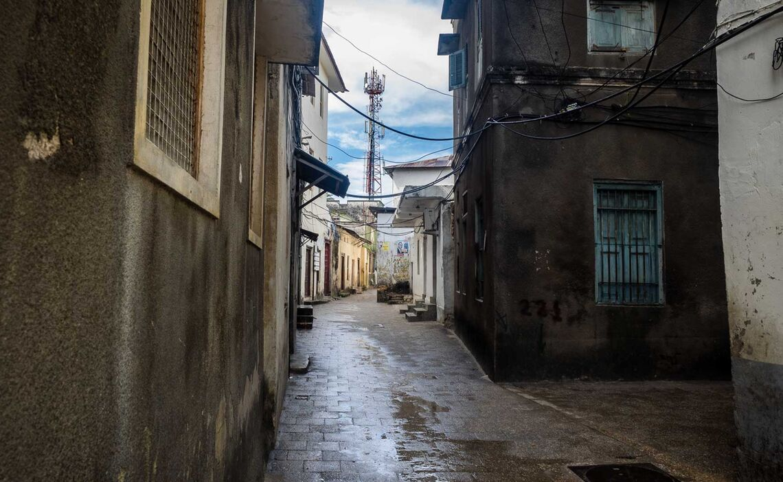 Kultur Und Urlaub Auf Zanzibar