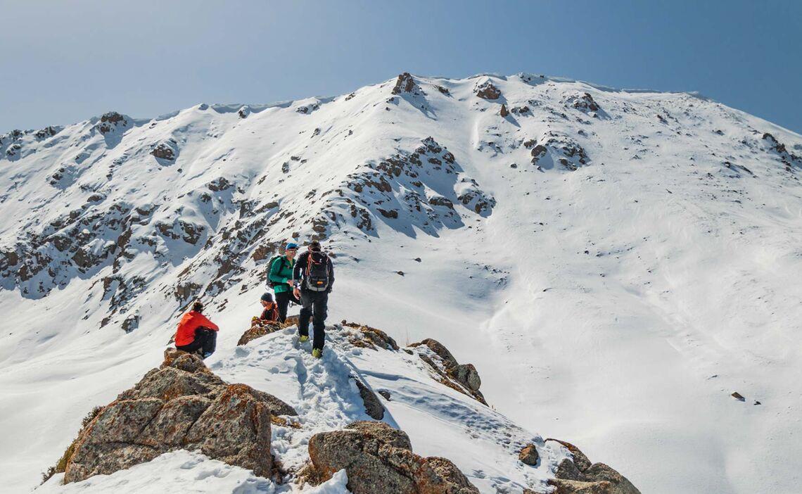 Kyrgyzstan Skitour