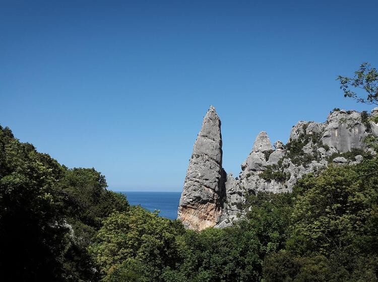 L Aguglia Goloritze Segeln Klettern Auf Sardinien 5