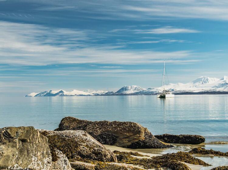 Lyngen Skitourenreise Mit Dem Schiff