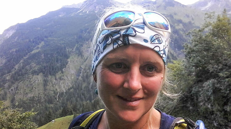 Maria Huber Bergwanderfuehrerin