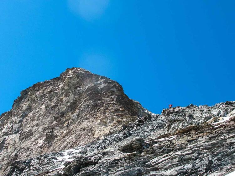 Matterhorn Gefuehrt