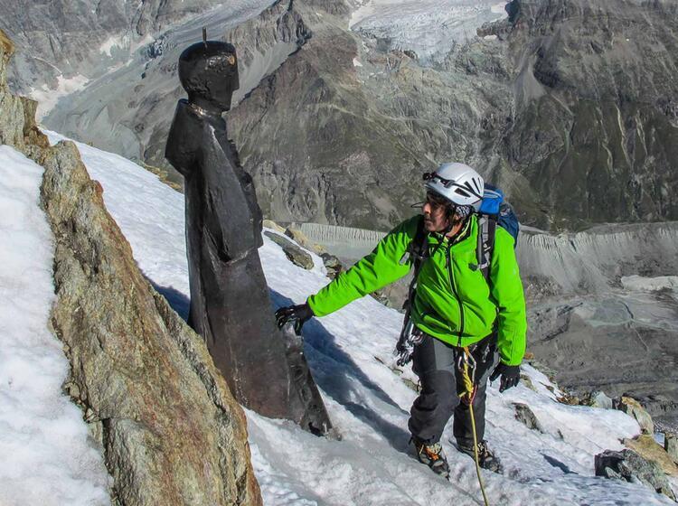 Matterhornfuehrung Mit Der Alpinschule