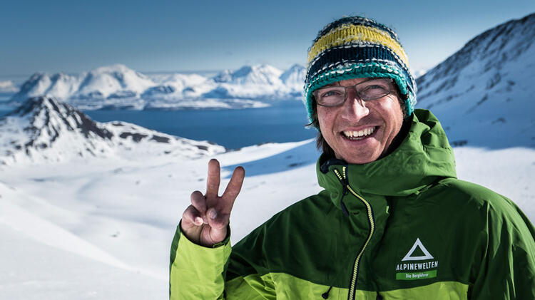 Mit Bergfuehrer Christoph Hummel In Die Lyngen Alpen Zur Skitourenreise Norwegen