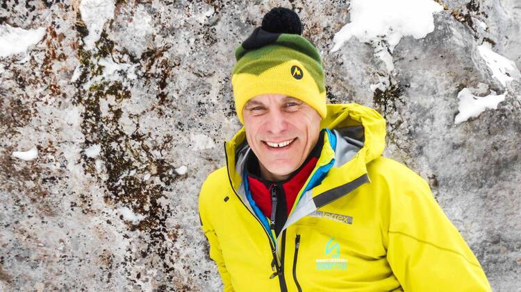 Mit Dem Bergwanderfuehrer Hans Beggel Auf Tour Im Allgaeu