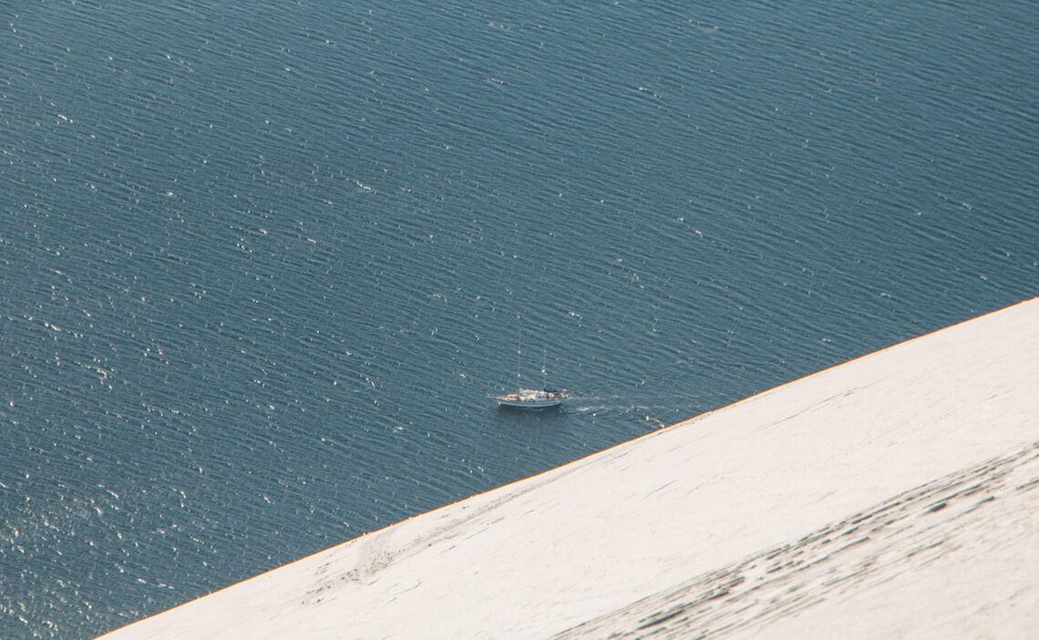 Mit Dem Schiff Zu Den Skitouren In Lyngen