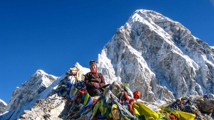 Mlynarczyk Maria Expedition Und Trekking Im Iran