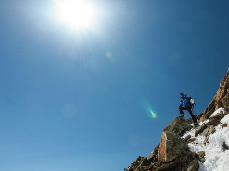 Moench Hochtour Mit Bergfuehrer In Grindelwald