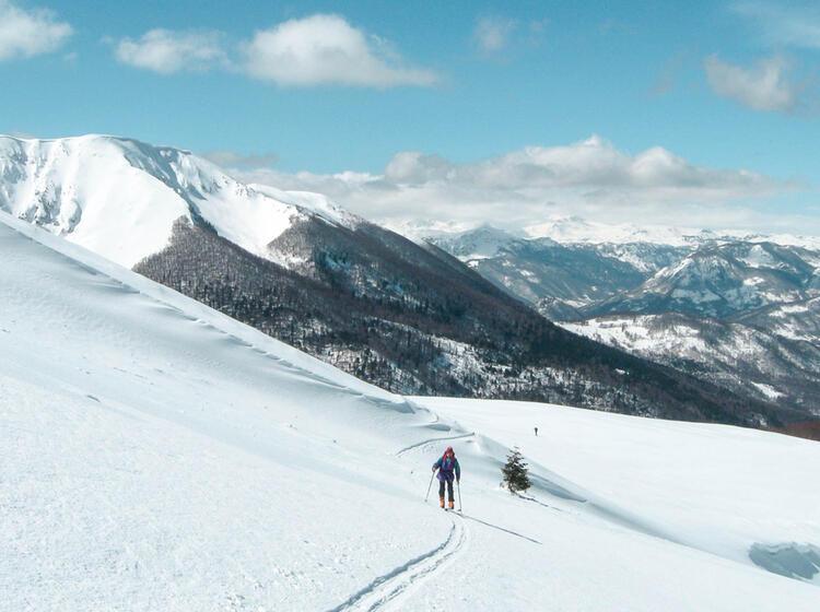 Montenegro Skitouren