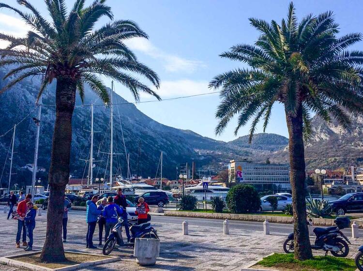 Montenegro Skitourenreise