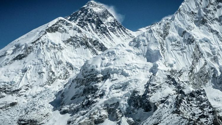 Mount Everest Und Lothse