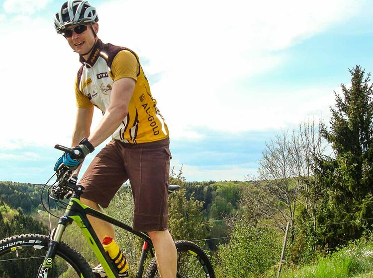 Mountainbike Kurse Mit Guide