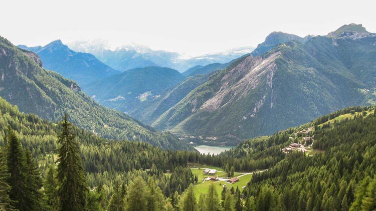 Mtb Touren Dolomiten