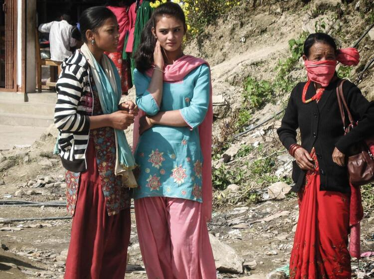 Nepal Kultur