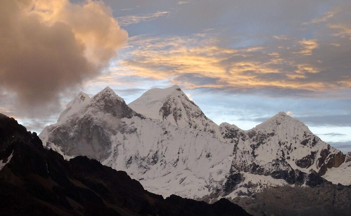 Nevados Huandoy