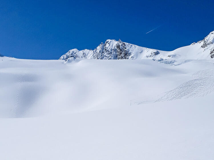 Oetztal Skitouren Wochenende Langtalereckhuette