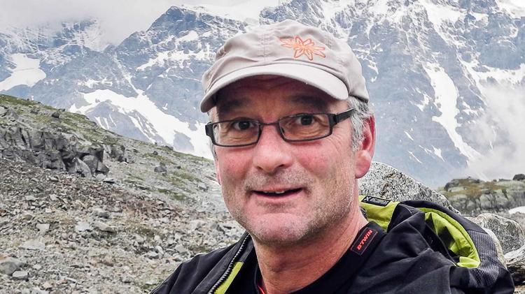 Oliver Schulz Ist Reiseleiter Fuer Trekkingreisen
