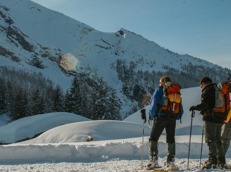 Organisierte Schneeschuhtouren In Berchtesgaden