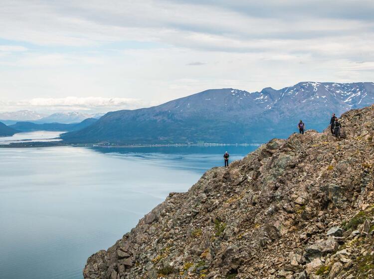 Organisierte Wanderreise Norwegen