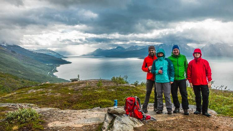 Organisierte Wanderung In Norwegen