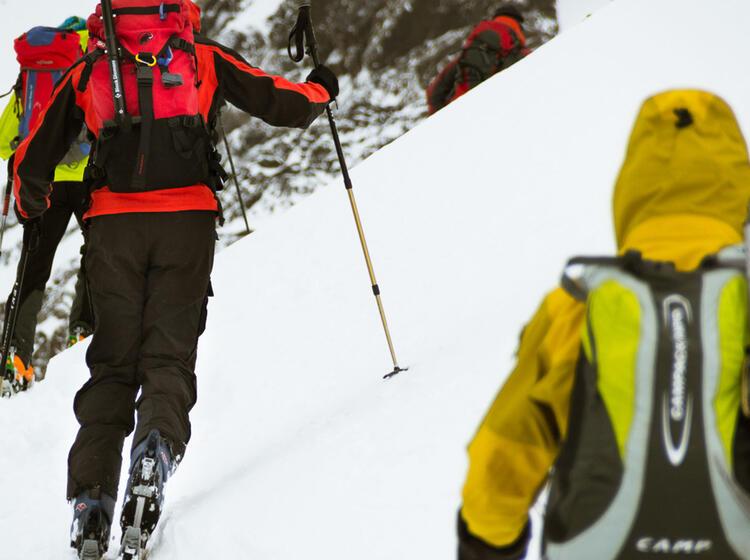 Orientalische Skitouren Reise Nach Marokko