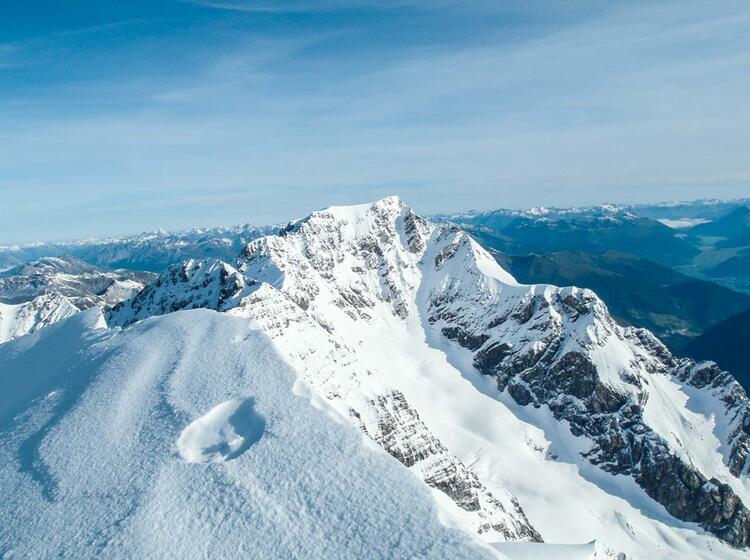 Ortler Besteigung Mit Bergfuehrer