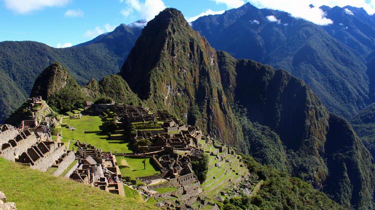 Peru Macchupichhu