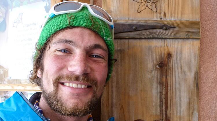 Philipp Stromereder Ist Bergfuehrer Im Wallis Am Matterhorn Und Zinalrothorn