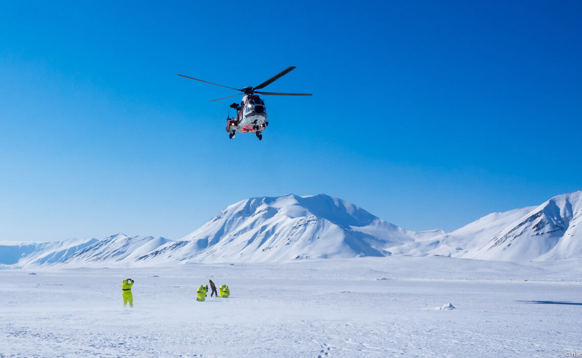 Polarcode Imo Rescue With Sar Helicopter