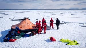 Polarcode Training Svalbard | Spitzbergen