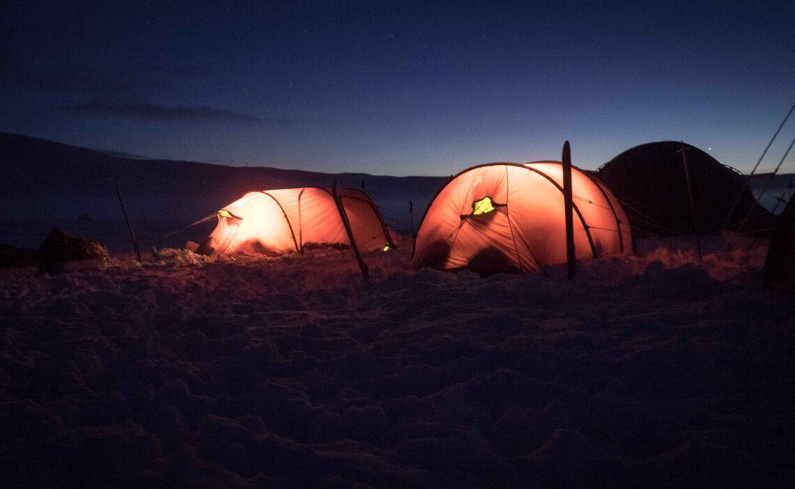 Polarexpeditionen Alpine Welten