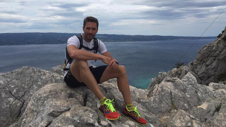 Rene Hellmann Ist Bergfuehrer Aus Berchtesgaden Am Watzmann