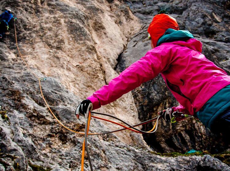 Richtig Sichern Lernen Am Kletterkurs Mit Vorstiegschein
