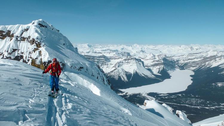 Rocky Mountains Skitourenreise
