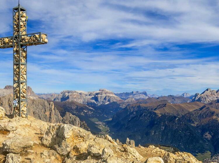 Rosengarten Wanderung In Den Dolomiten
