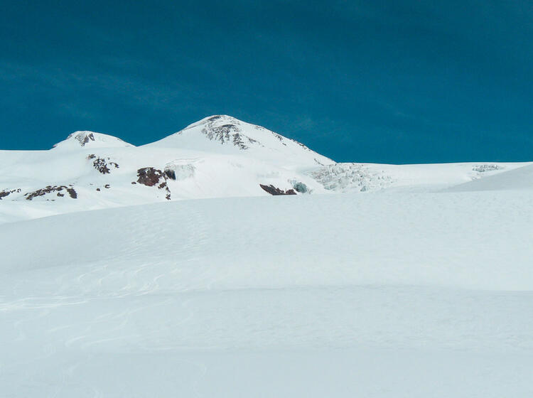 Russland Skitourenreise