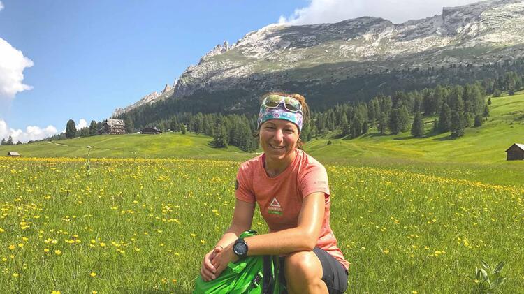 Sandra Wolf Bergwanderfu Hrerin Garmisch