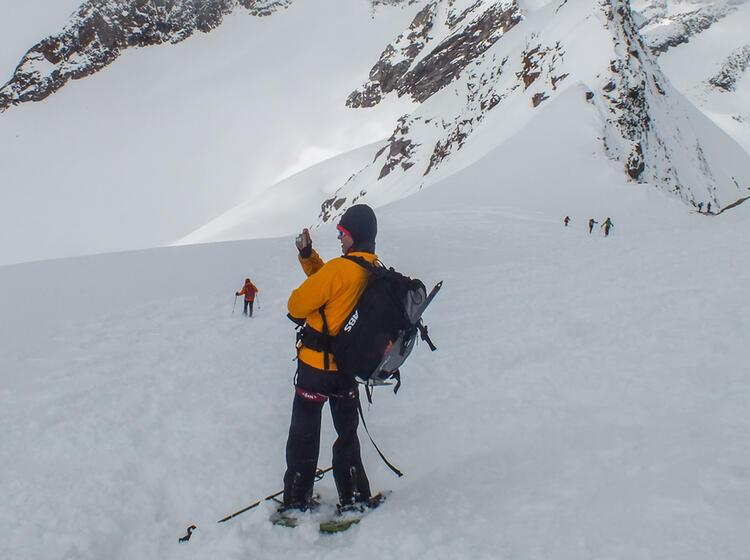 Schneeschuh Bergsteigen Grossvenediger Und Cevedale 2