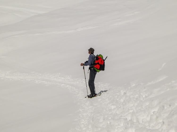 Schneeschuh Hochtour Grossvenediger 1