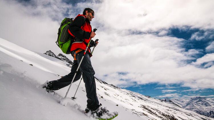 Schneeschuhtour In Bulgarien