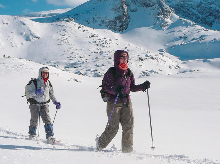 Schneeschuhtouren In Bulgarien