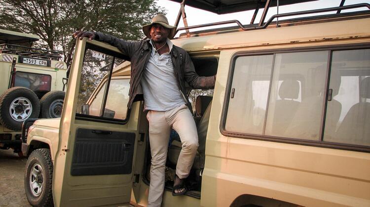 Sebastian Tenga Bergfu Hrer Kilimanjaro