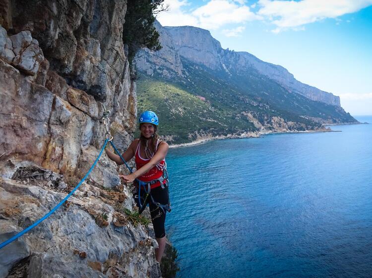 Segeln Klettern Sardinien 5